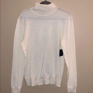 Select & Trend size XL Ivory long-sleeved top